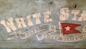 Sjömanskista White Star Line