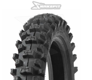 "Michelin Starcross MS3 80/100-12"" (Bak)"