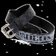 Spaded belt