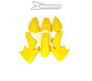 Kåpset CRF50 gul