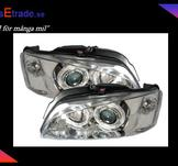 Angel Eyes till  Peugeot 106 / Krom