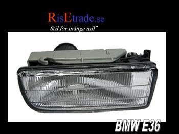 Dimljus 3er BMW E36 (alla) / Höger