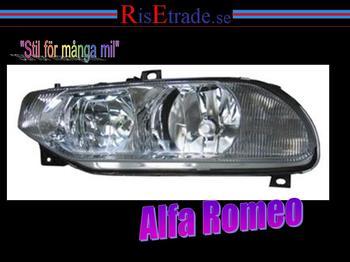 Strålkastare Alfa Romeo156 Vänster