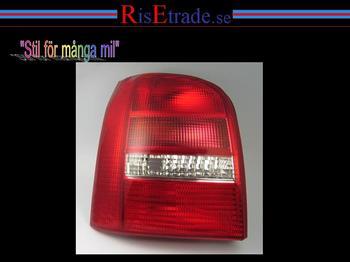 Facelift Baklampa till Audi A4 B5 Avant / vänster
