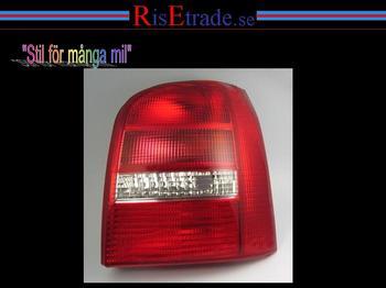 Facelift Baklampa till Audi A4 B5 Avant / höger