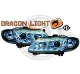 """Strålkastare DRL """"dragonlight""""DESIGNSCHEINWER.SET MEGANE"""