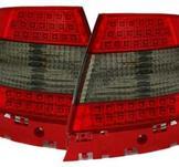 Bakljus LED. Audi A4 B5. Rödsvart till sedan.
