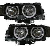 Renault./.Twingo 98-07./.Styling. Designstrålkastare. Vänster.
