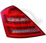 Baklyktor design i par.Mercedes.S-Kl. W221 05-12