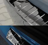 Modell S hissback, böj, kant-LUSTRO + RÖD CARBON, bild..2012->fl2016->