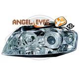 Audi./.A3 03-08./.Styling. Designstrålkastare. Ett par höger & vänster