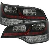 LED bakljus för Audi Q7 i svart