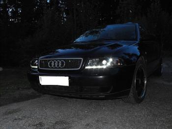 Audi A4 B5. Östersund