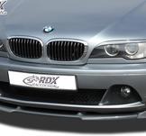 RDX Frontspoiler VARIO-X3 BMW 3er E46 Coupe / Cab 2003+