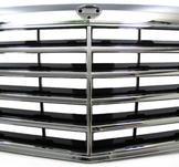 Mercedes E-klass W211 Avantgarde grill 06-09