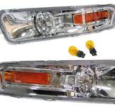 Kromade blinkers Ford Mustang.  2005-, GT V8+V6