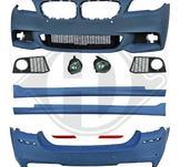 BUMPERS SET BMW F10 M5 LOOK
