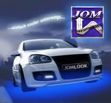 Under-Car Kit, LED blå, flexibel, med radiostyrning, 23 program + ljudkontrol