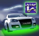 Under-Car Kit, LED grön, flexibel, med radiostyrning, 23 program + ljudkontrol
