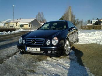 Merca 320 CLK, Torestorp. KUNDBILD