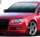 RDX främre spoiler Audi A4 B7 front läpp