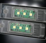 LED Skyltbelysningsset för BMW, 1er E81, E87, E87 LCI, 6er E63, E63 LCI, E64, E64 LCI, Z4 E85, E86, E89