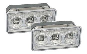 LED Sidoblinkers VW Golf III / Krom