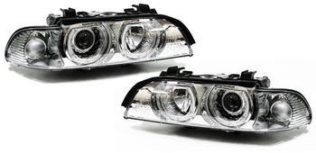 BMW E39 Celis Angel Eyes i krom