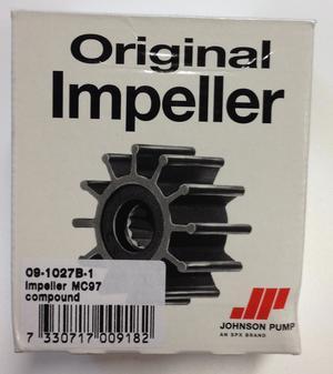Johnson Impeller 1027B
