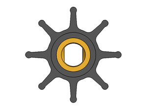Impeller 7502-01