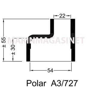 Polar Gummihylsa A3 727