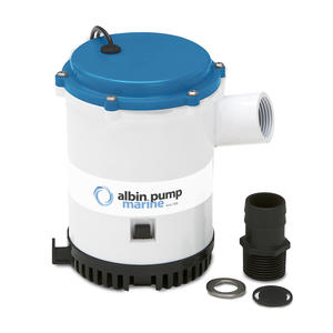 Bilge Pump Heavy Duty 1750 GPH 24V