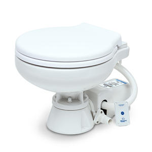 Marine Toilet Standard Electric EVO Compact Low 12V