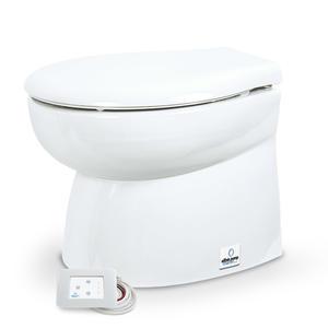 Marine Toilet Silent Premium Low 24V