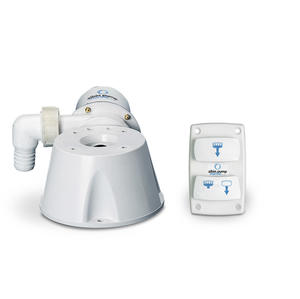 Silent Electric Toilet Kit 12V