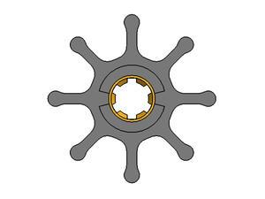 Impeller 7405-01
