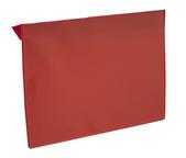 Pallkrageficka A5L i 0,30 hård röd + 0,16 glaskl.