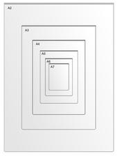 Fodral A8 pp transp. 100st/påse