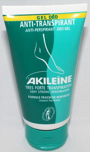 Akileine grön gel 75 ml