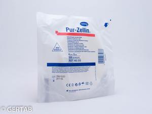 Pur Zellin  4 x 5cm 500st/frp