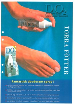 DO2 kroppsspray