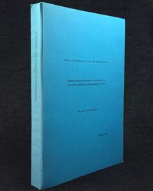 """(Brunius, Carl Georg) (1792-1869) - Bo Grandien: Från latinskald till kyrkobyggare. [På omslaget felaktigt: """"byggmästare"""".] Biografisk inledning till ett studium av Carl Georg Brunius som arkitekt, restaurator och konstvetenskaplig författare."""