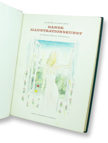 Schwartz, Walter: Dansk illustrationskunst fra Valdemar Andersen til Ib Andersen.