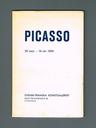 (Picasso) | Gerard Bonnier