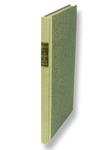 (Columella) - Marshall, Lizzie B.: L'Horticulture Antique et Le Poëme de Columelle. (De re rustica, livre X.) Thèse pour le Doctorat d'Université présentée à la Faculté des Lettres de Paris.