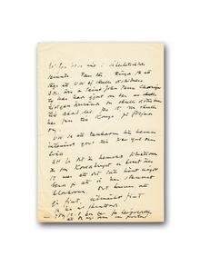 Krönika (Chronique). Översättning av Herr Hammarskjöld / Originalet publicerat i Cahiers du Sud 46 (1959), s. 329-343.