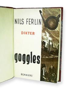 Ferlin, Nils: Goggles. Dikter.