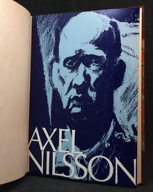(Nilsson, Axel) (1889-1980) - Axel Elvin: Axel Nilsson.