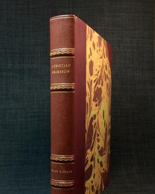 (Eriksson, Christian) (Taserud 1858-1935 Stockholm) - Helge Kjellin: Christian Eriksson 1858-1935.