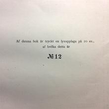 (Larsson, Carl) (1853-1919) - Georg Nordensvan: Carl Larsson. En studie.